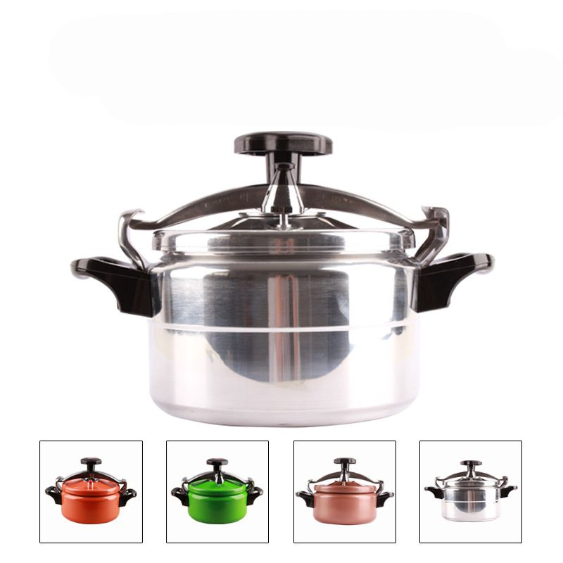 Autoclave 2l Aluminum Alloy Explosion Proof Pressure Cooker Stainless Steel Elastic Beam Electric Fire Outdoor C Camping Cooker Pressure Cookers Electric Fires