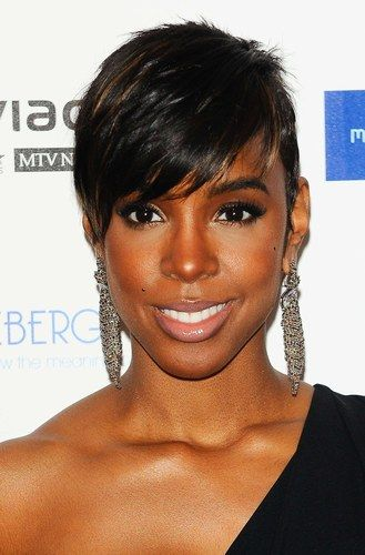 Short Hairstyles Kelly Rowland Google Search Short Hair Styles Kelly Rowland Hair Styles