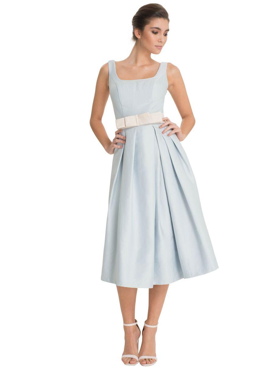 White apron brea ca - Chi Chi Baby Blue Brea Dress From Elsie S Attic