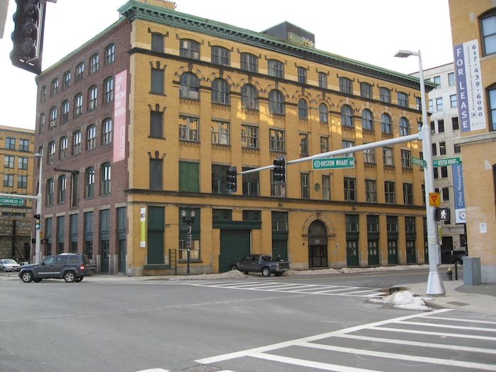 381 Congress Street; Apartment Buildings Under Development