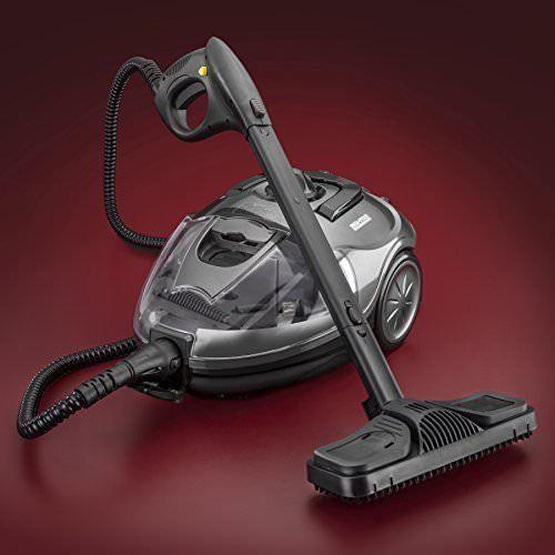 Heavy Duty Floor Steam Cleaner Tile Carpet Hoover Vacuum Canister