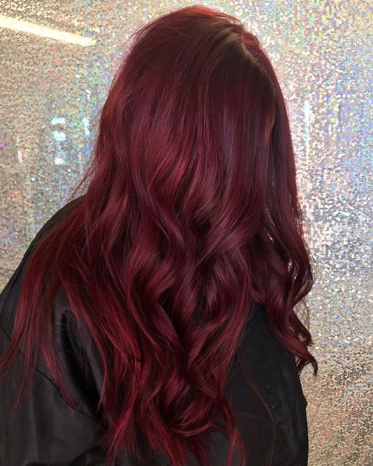 Photo of 38 Lovely Shades of Burgundy Hair to Rock this Winter and Fall