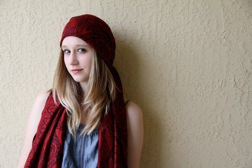Taissa Farmiga, American Actress. She Looks Very Much Like