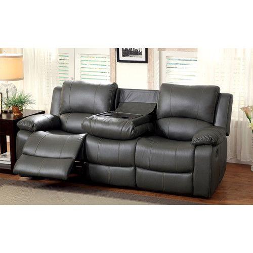 Found It At Wayfair Wellersburg Reclining Sofa Reclining Sofa Leather Reclining Sofa Sectional Sofa With Recliner