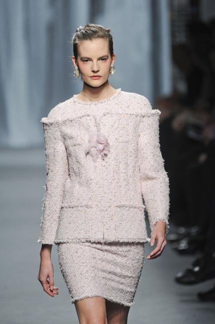 Défilé Chanel Printemps-été 2011 Haute couture   Le Figaro Madame