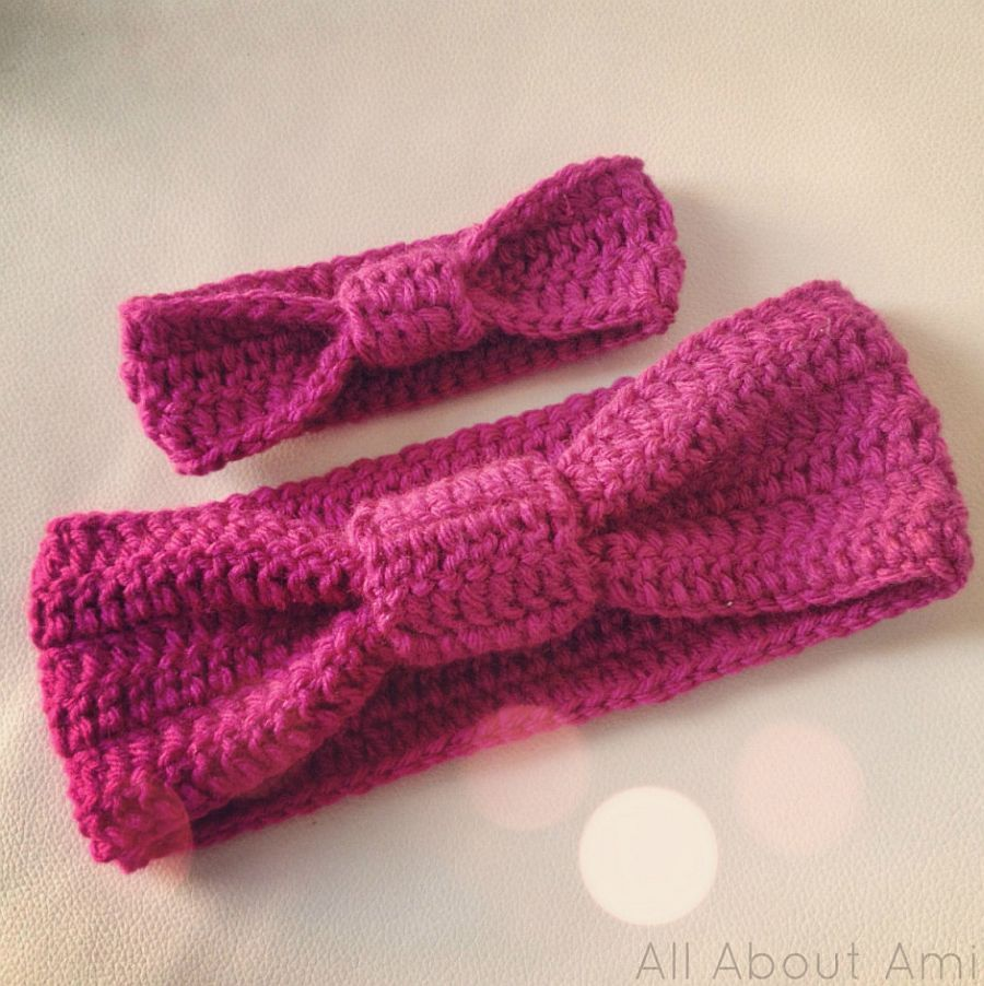 Update your wardrobe with these pretty crochet headbands crochet headband pattern bankloansurffo Image collections