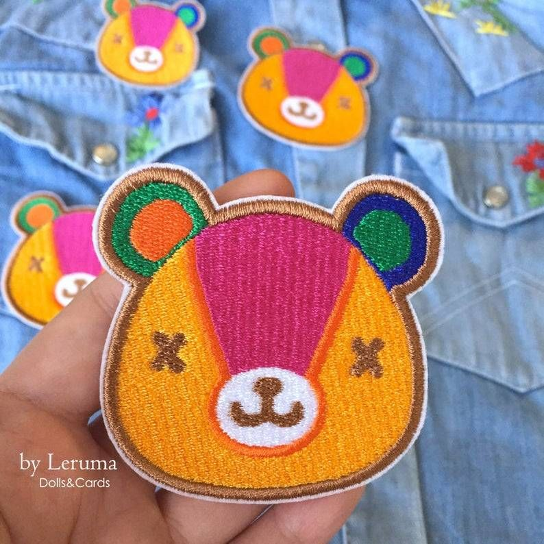 Animal Crossing Patches made by Leruma -