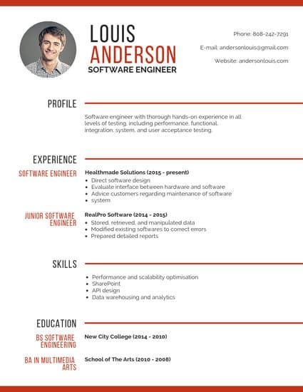 Customize 67+ Professional Resume templates online Canva