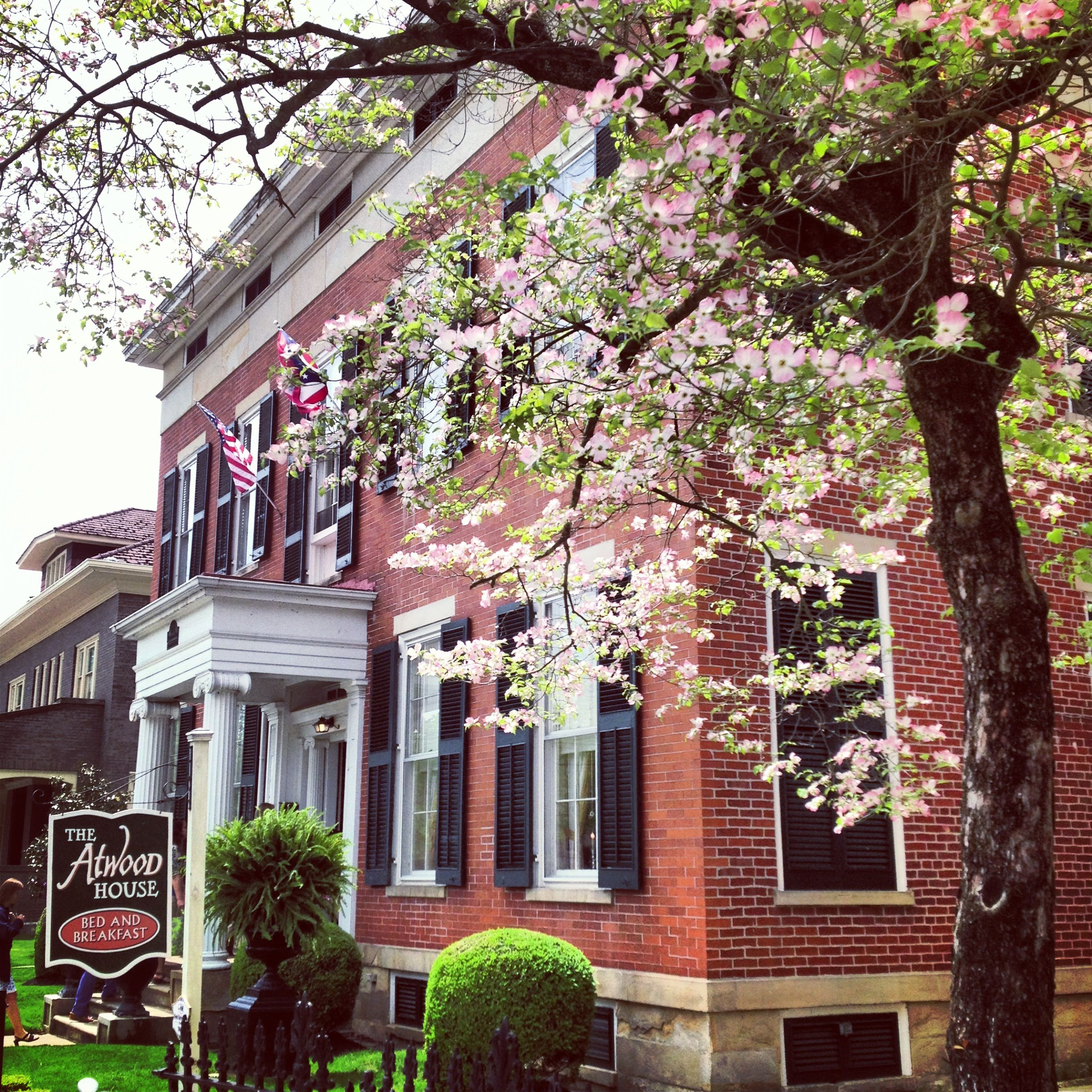 Atwood House Chillicothe Ohio Bed And Breakfast Roots Columbus