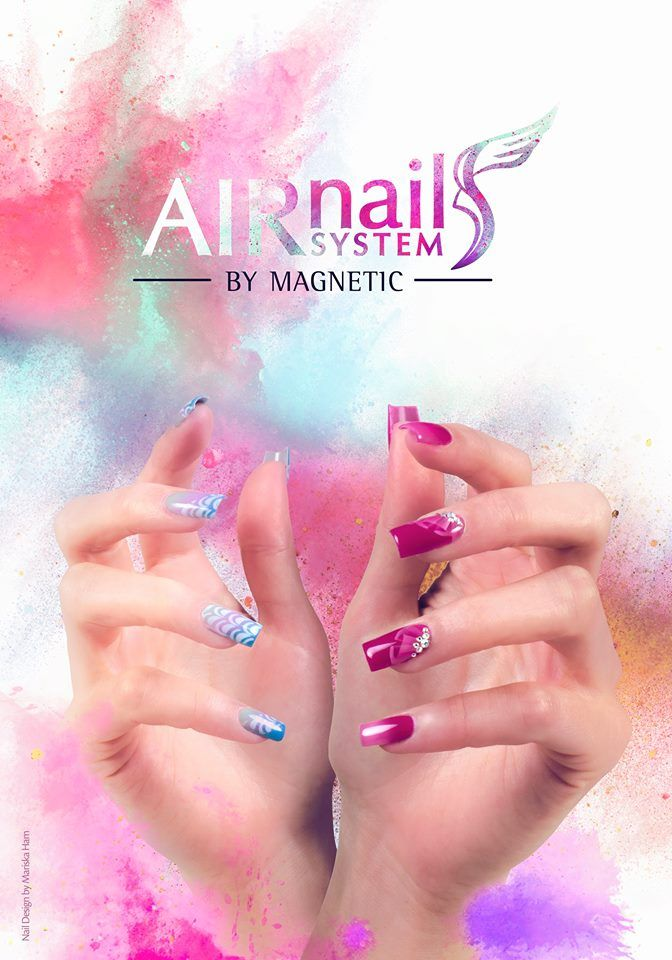 Airnails by magnetic nails by mariska ham magnetic posters airnails by magnetic nails by mariska ham prinsesfo Image collections