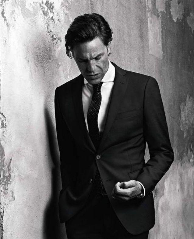men's fashion & style - Paoloni Fall/Winter 2012 Campaign