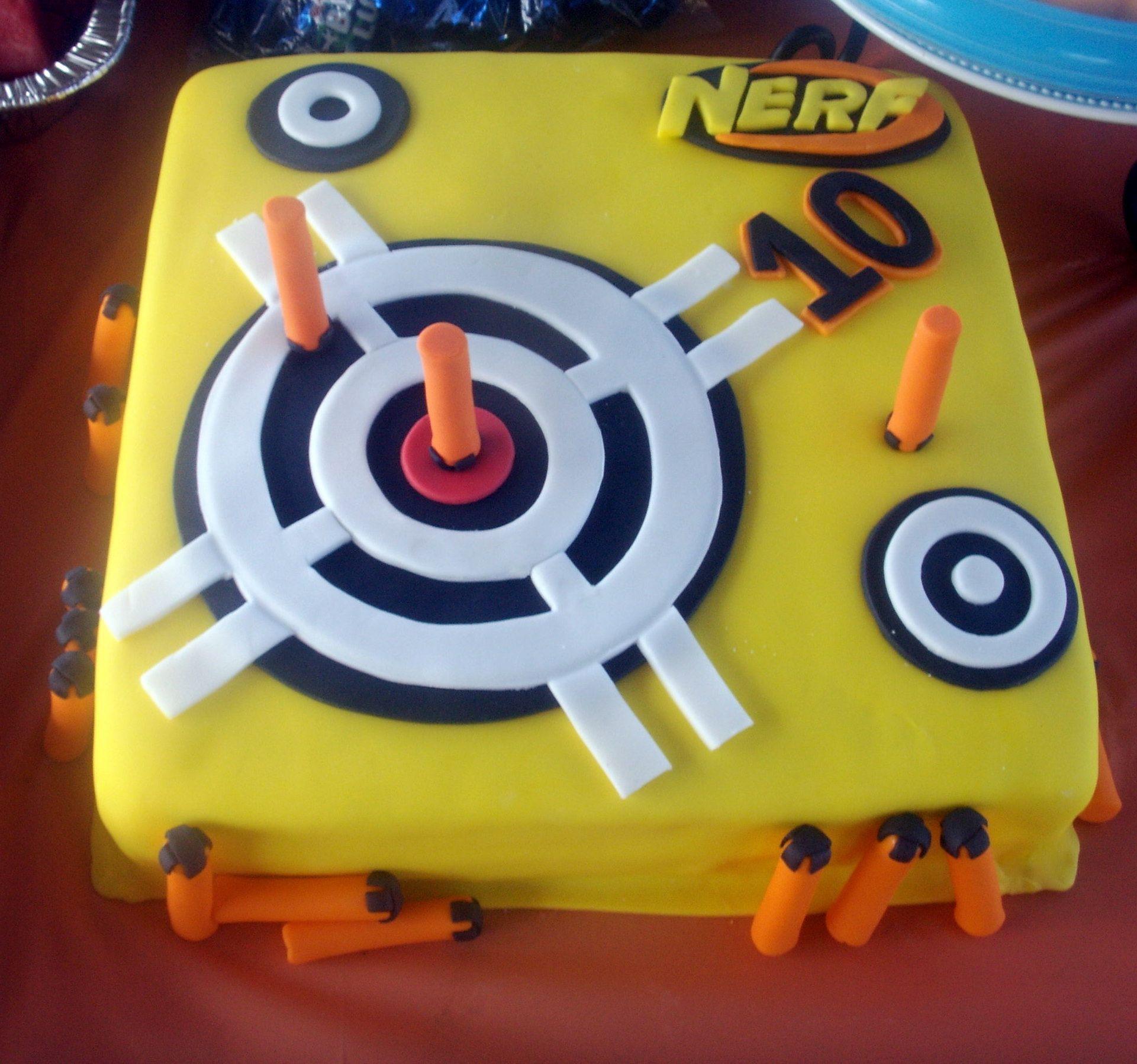 Nerf Target