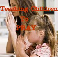 Teaching Children To Pray Teaching Kids Children Praying