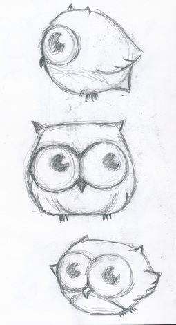 Little Owl Drawing Google Search Anything Artiness Drawings