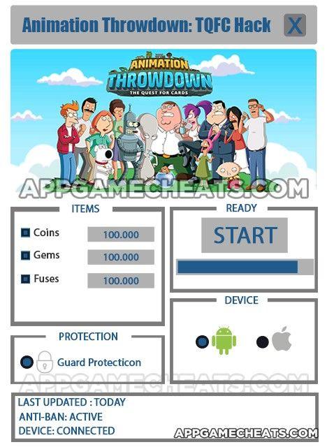 animation throwdown apk mod 2018