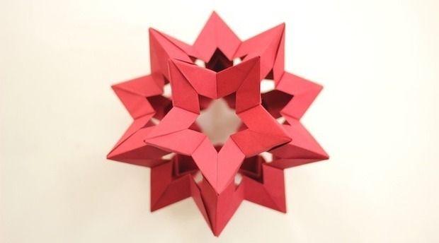 NT_3114] Modular Origami Diagrams | 344x620