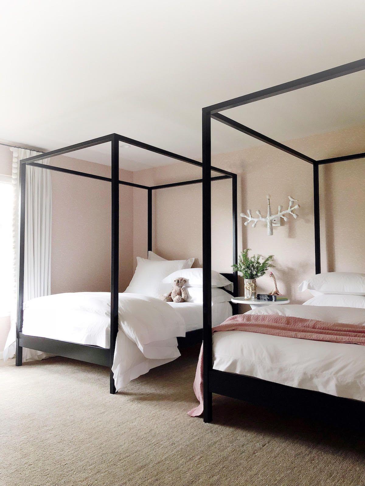 Cabana Canopy Bed No Footboard Baby Room Twin Canopy Bed Black Canopy Beds Canopy Bedroom Sets