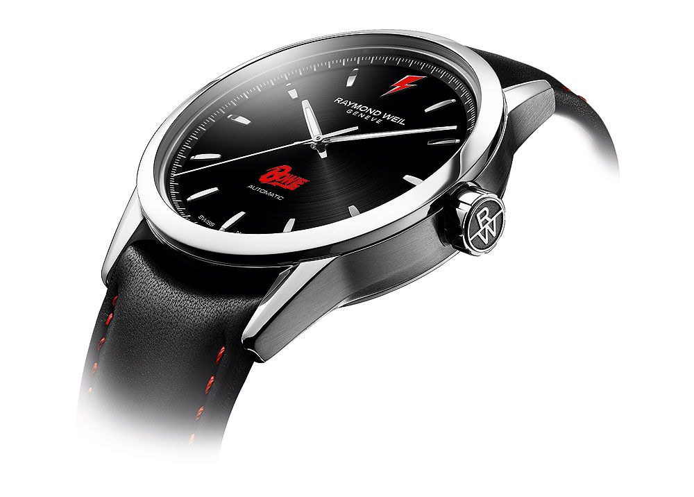 Raymond Weil Honors Rock 'n' Roll Icons with Three New