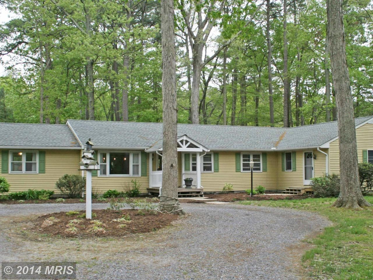 easton maryland waterfront homes for sale