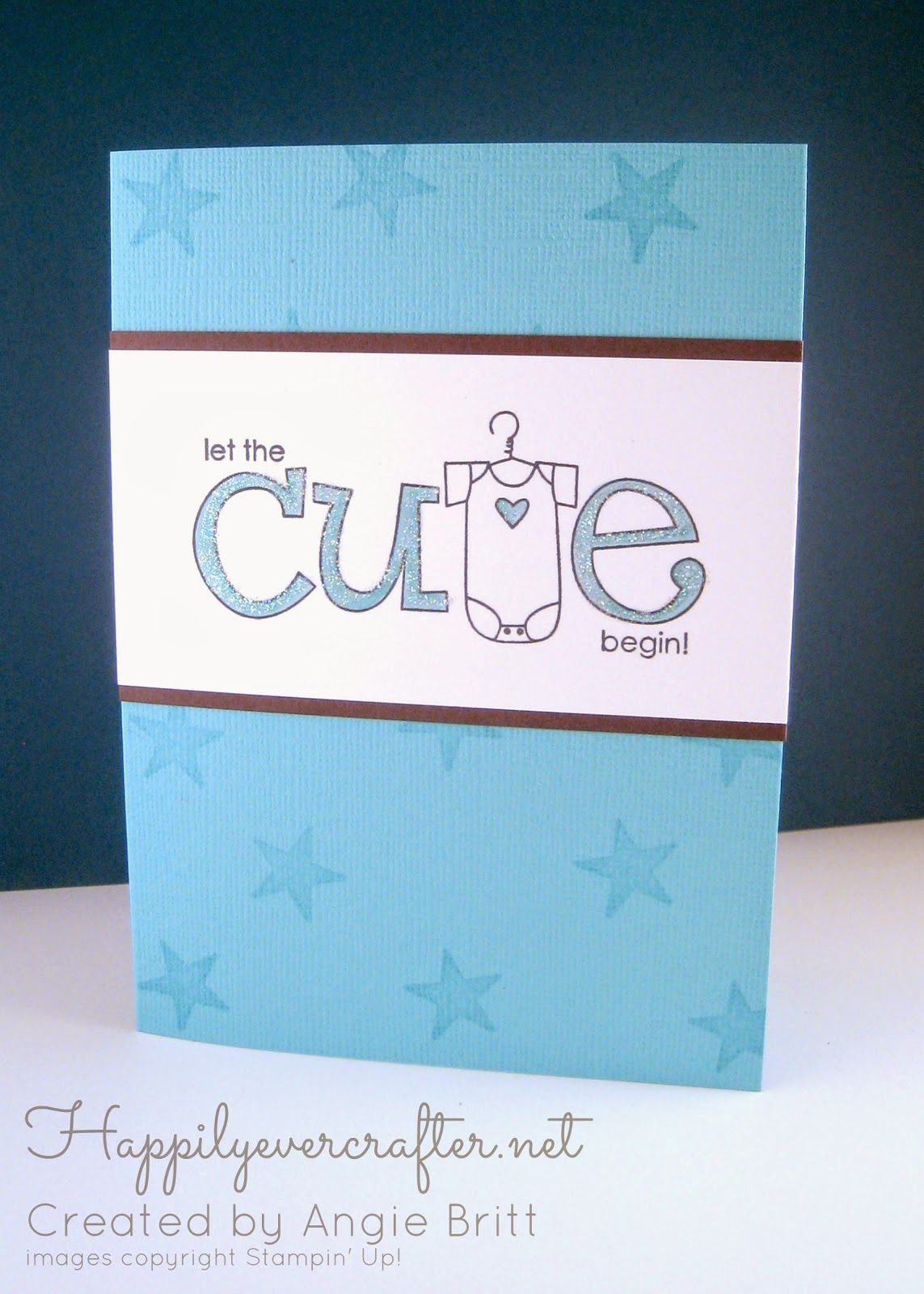 Boy Baby Shower Invitations. Happily Ever Crafter; Created by Angie ...