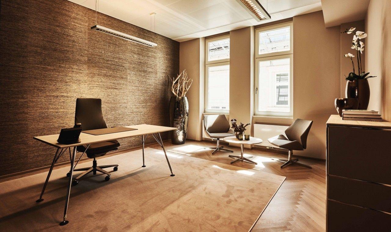 Austria Vienna Goldenes Quartier Office Eric Kuster Metropolitan Luxury Interieur