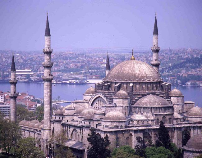 Islamic architecture sleymaniye mosque in istanbul mimari islamic architecture sleymaniye mosque in istanbul altavistaventures Image collections
