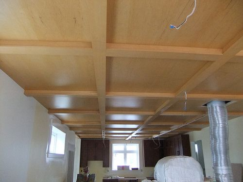 3x3foot Plywood High Gloss For Basement Ceiling Plywood Ceiling