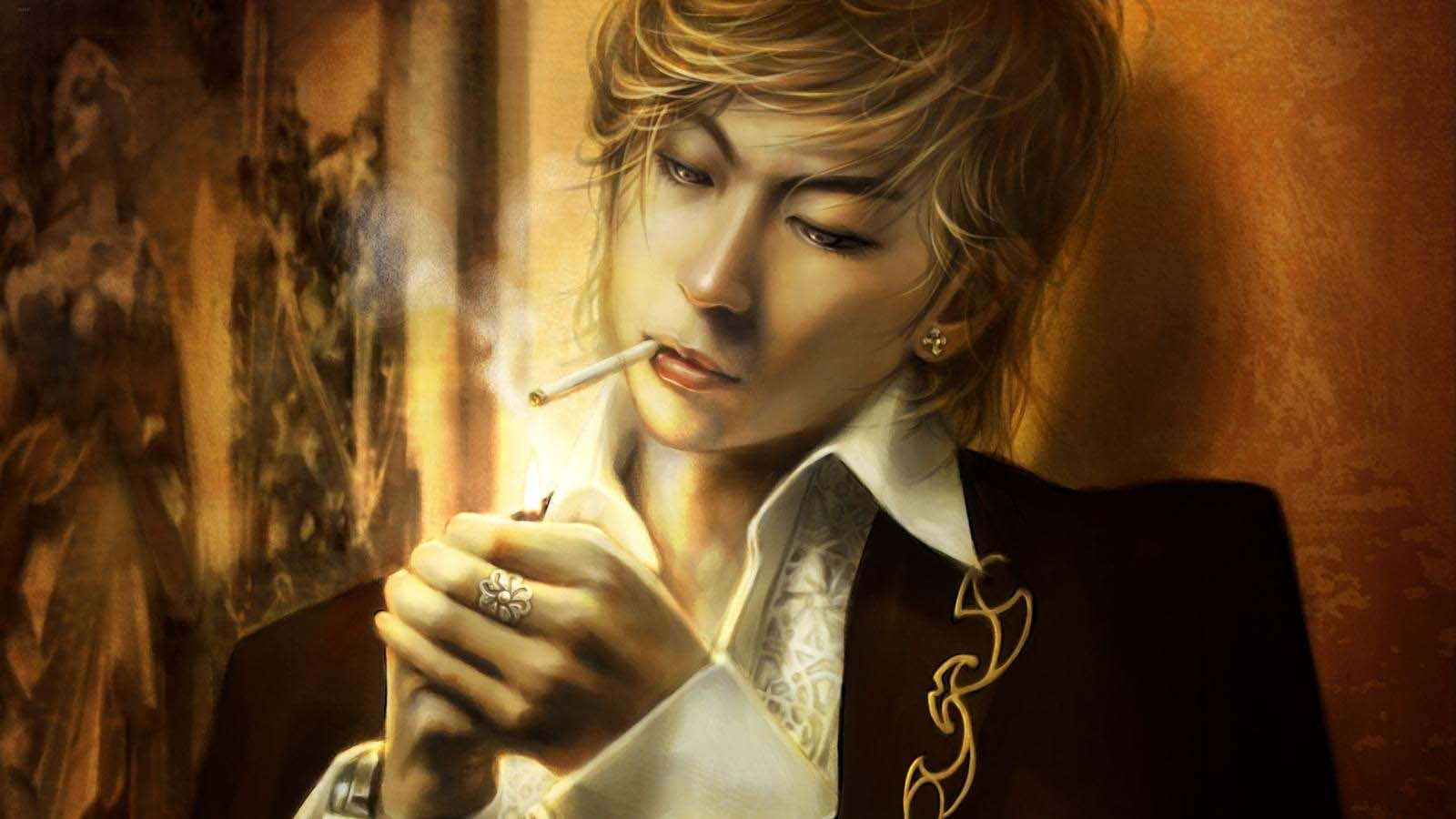 Smoking boy latest hd wallpapers free download