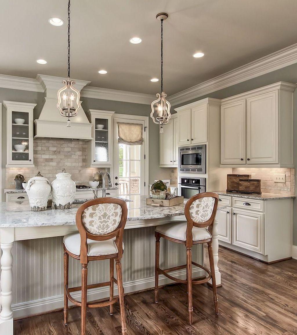 Best Off White kitchen Cabinets Design Ideas 9   New kitchen ...