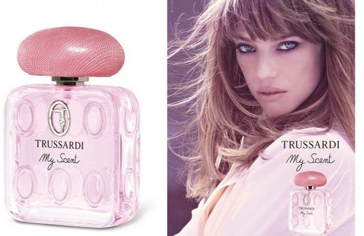 """My Scent, My Dream, My Emotion"" - Der neue Damenduft My Scent von Trussardi"