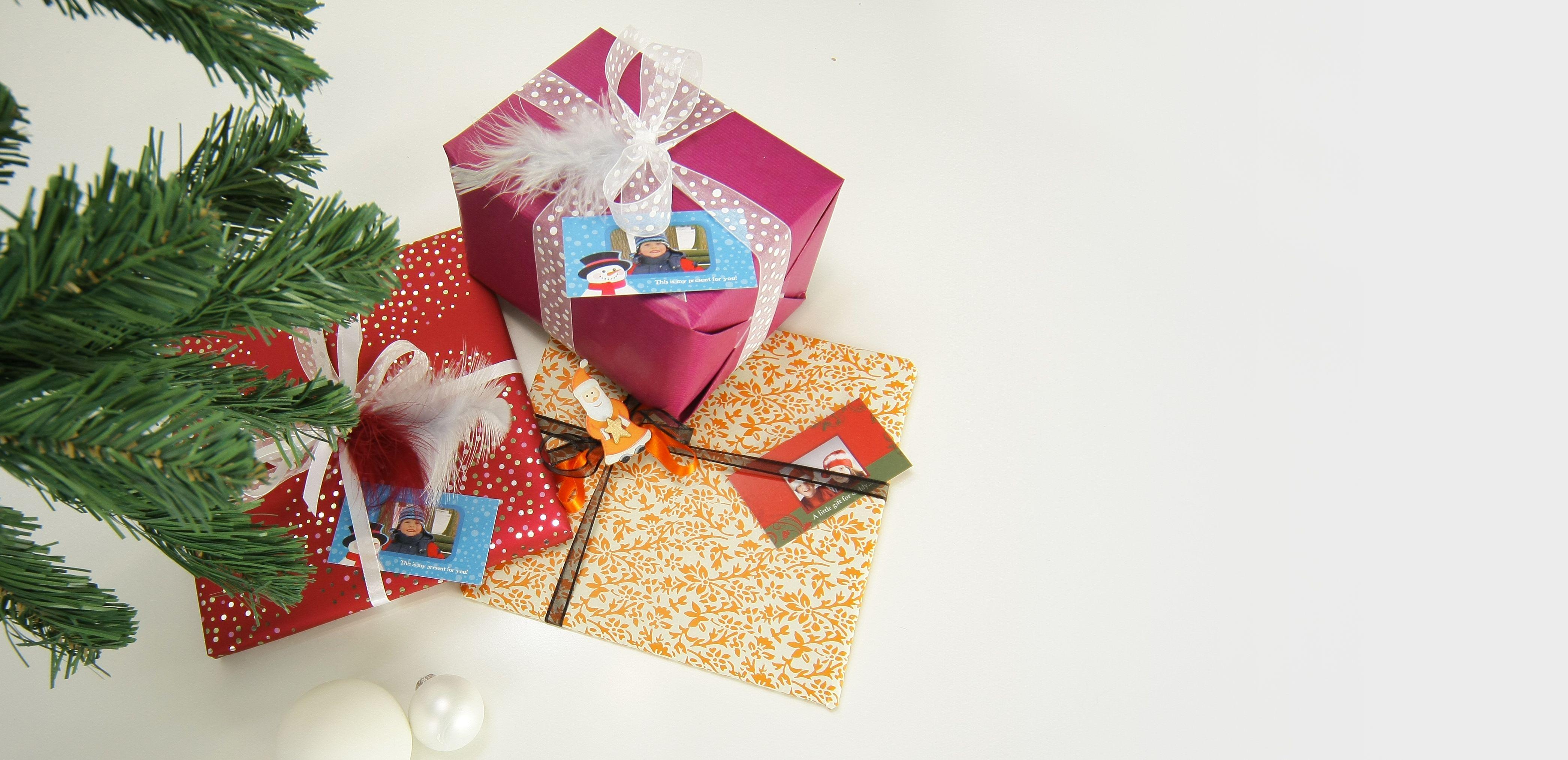 Foto-Geschenkideen von smartphoto sind die schönsten Weihnachtsgeschenke