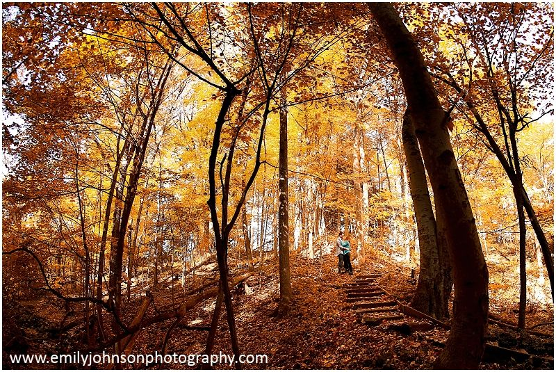 best location for fall color milwaukee