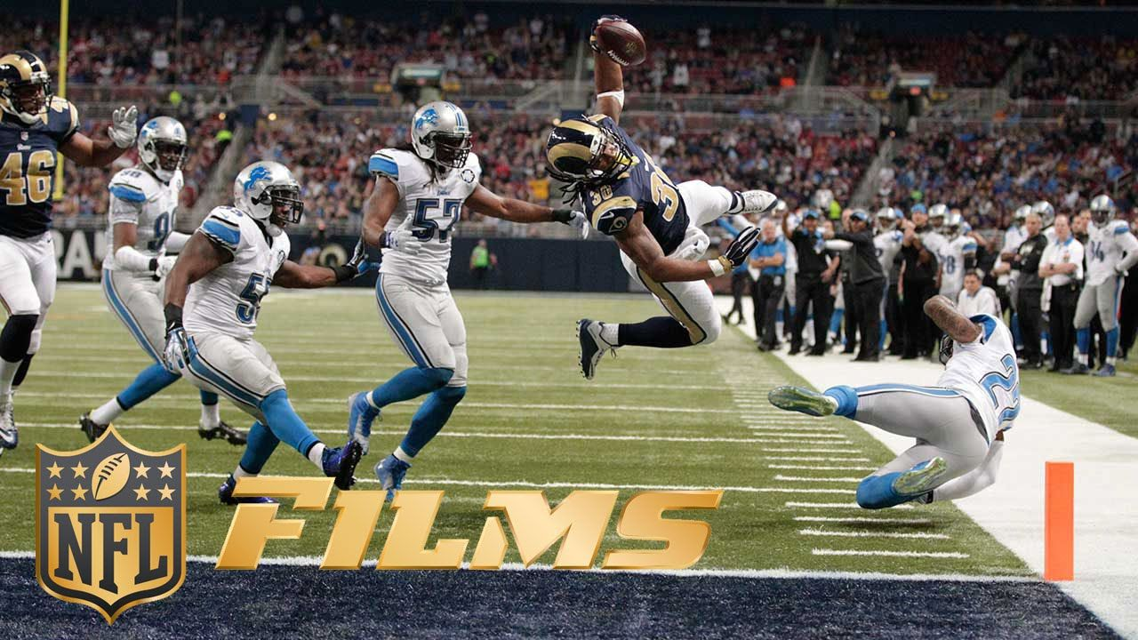 Best Nfl Films Highlights Week 14 Todd Gurley S Flying Cam Newton S Nfl