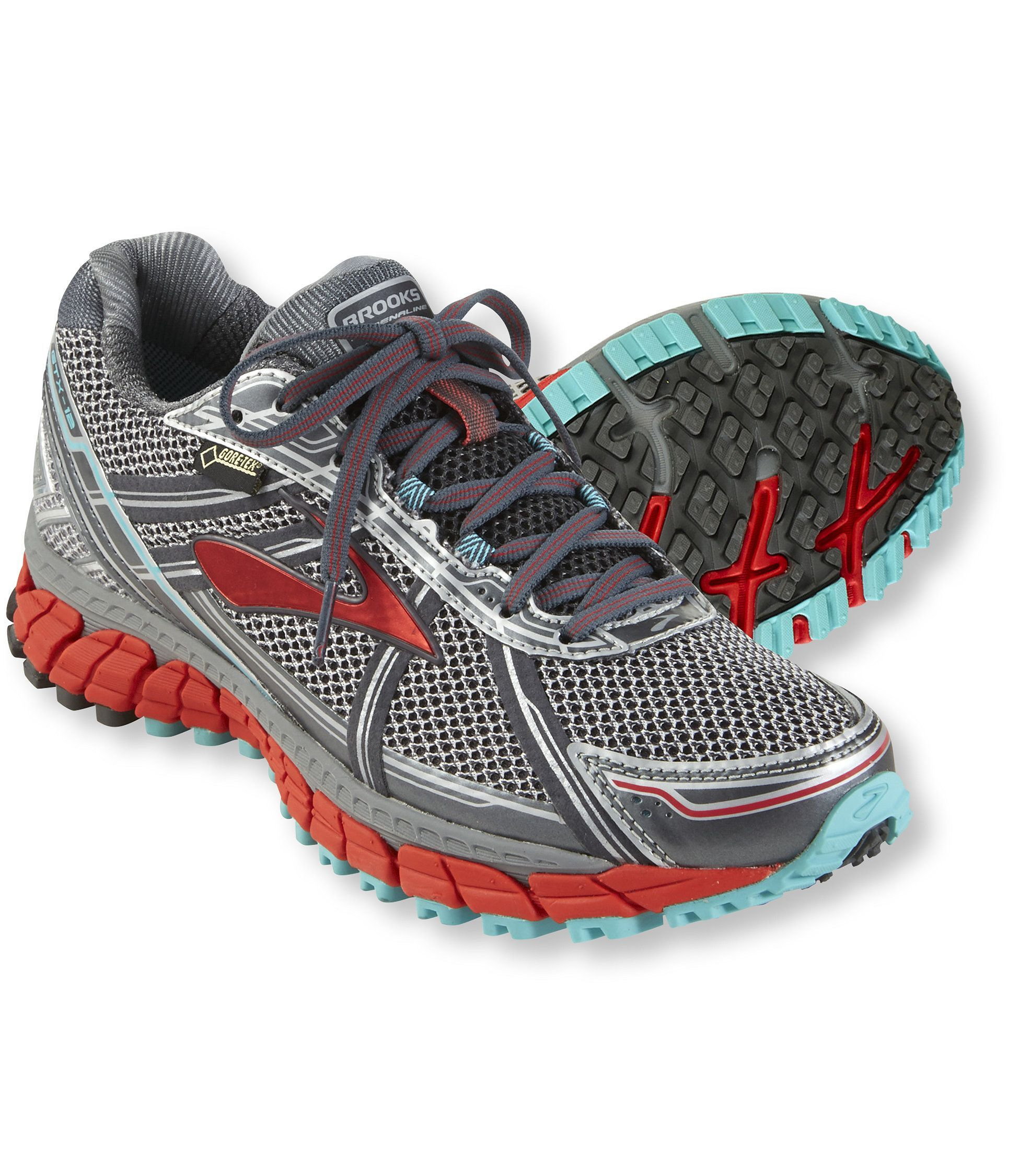 cf17b1804f825 Women s Brooks Adrenaline Asr 12 Gore-Tex Trail Running Shoes  http   feedproxy