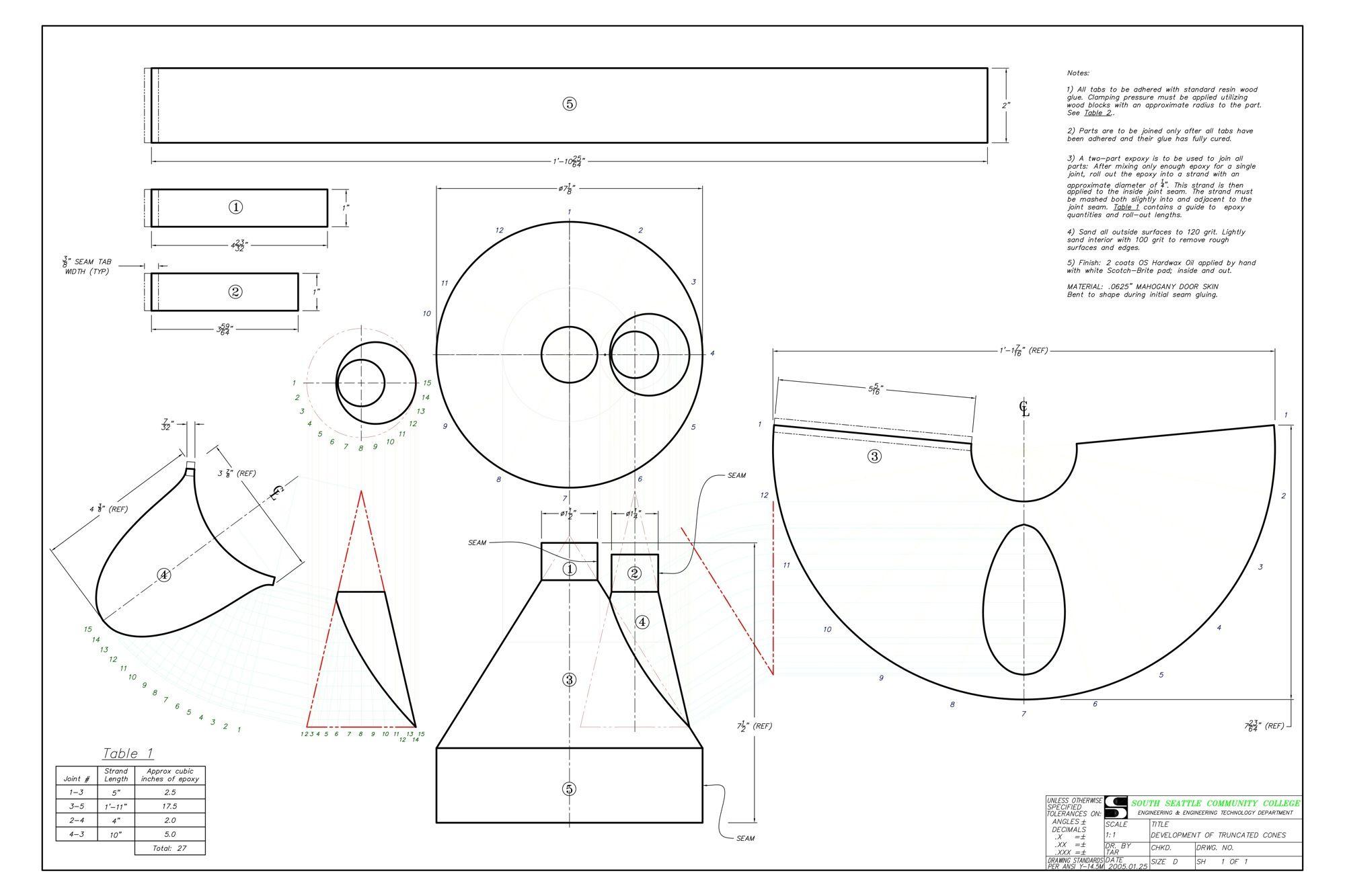 Metal Cone Layout S 246 K P 229 Google Metallsl 246 Jd