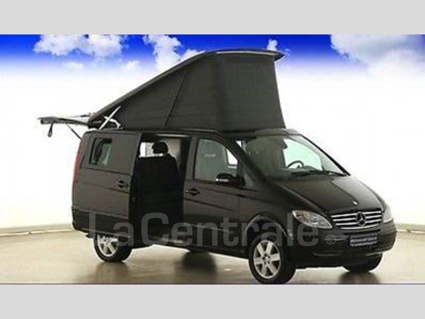 mercedes viano marco polo 4matic 2 2cdi 150ch mercedes viano camper pinterest la centrale. Black Bedroom Furniture Sets. Home Design Ideas