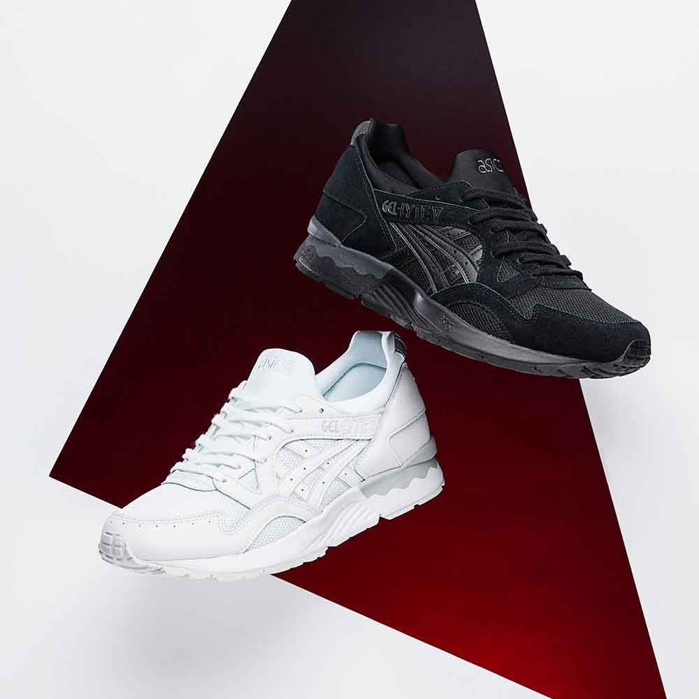 The Asics Tiger Gel lyte V Trainer, available now in two