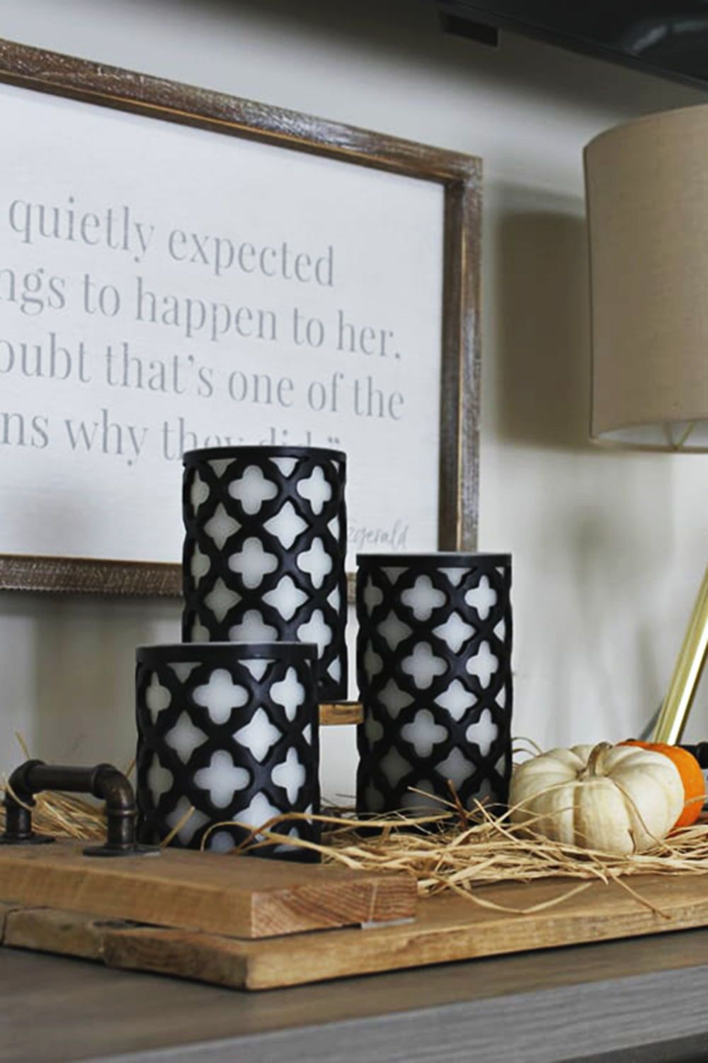 Home Led pillar candle, Pillar candles, Better homes and