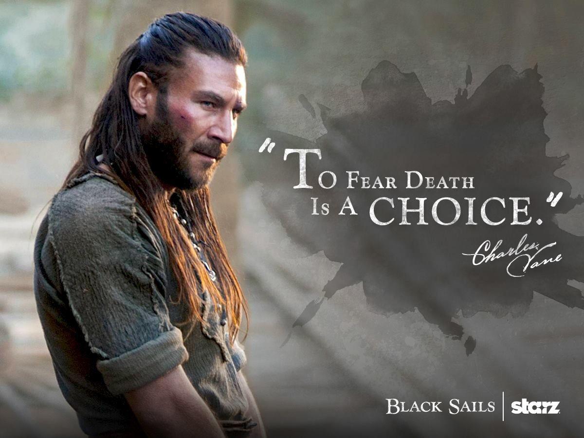 Black Sails Charles Vane Black Sails Starz Black Sails Black Sails Vane