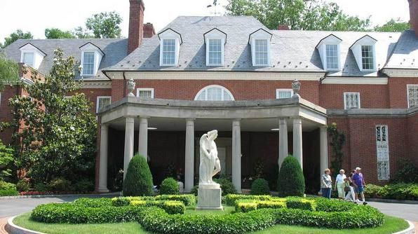 Must See Mansion Hillwood Estate Washington Dc Mansions