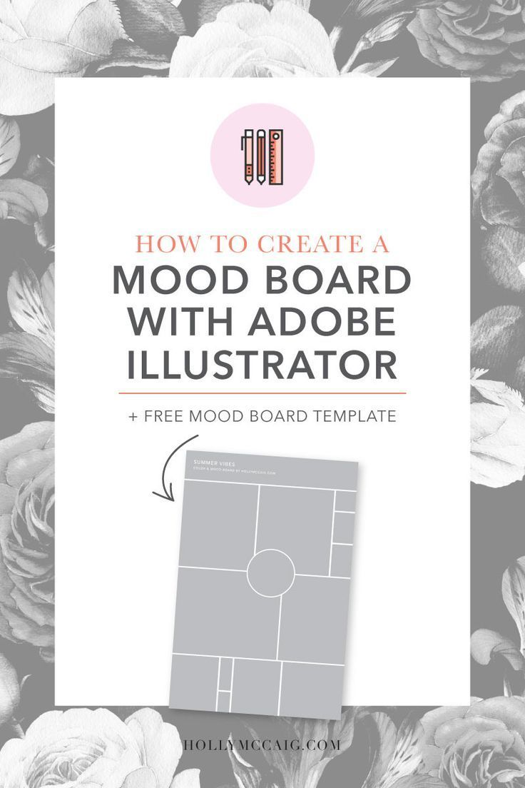 Colors And The Moods They Create how to create a mood board with illustrator | adobe, brand design
