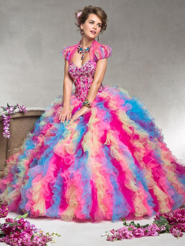 7d4be9c8f27 14 Quinceanera Dresses You Won t Believe Exist