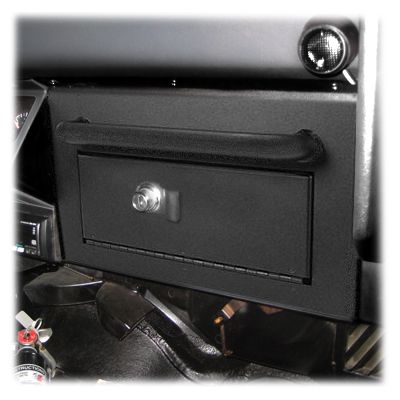 Smittybilt Vaulted Glove Box For 87 95 Jeep Wrangler Yj Jeep