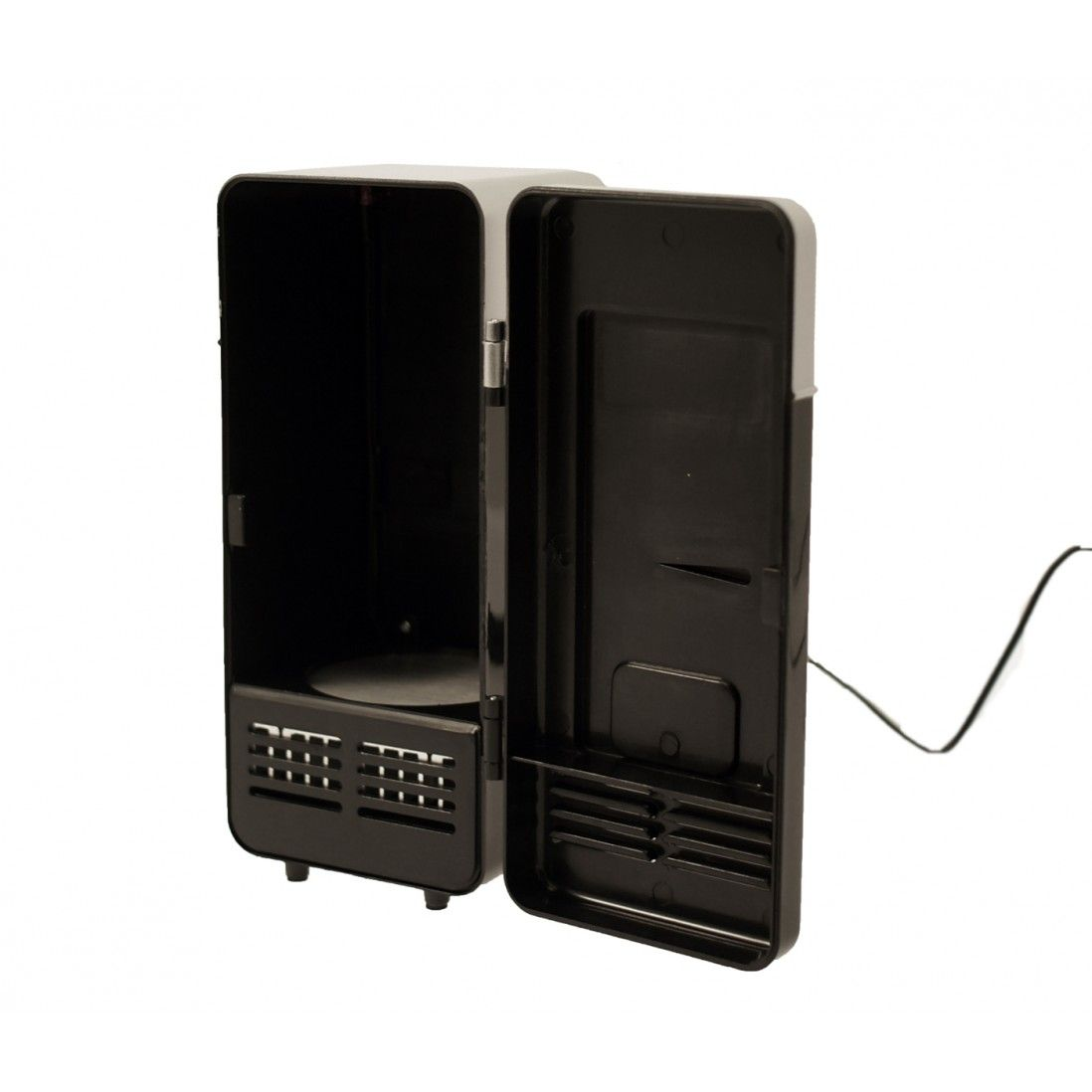 USB Kühlschrank - Mini-Kühlschrank im Retro-Style ...