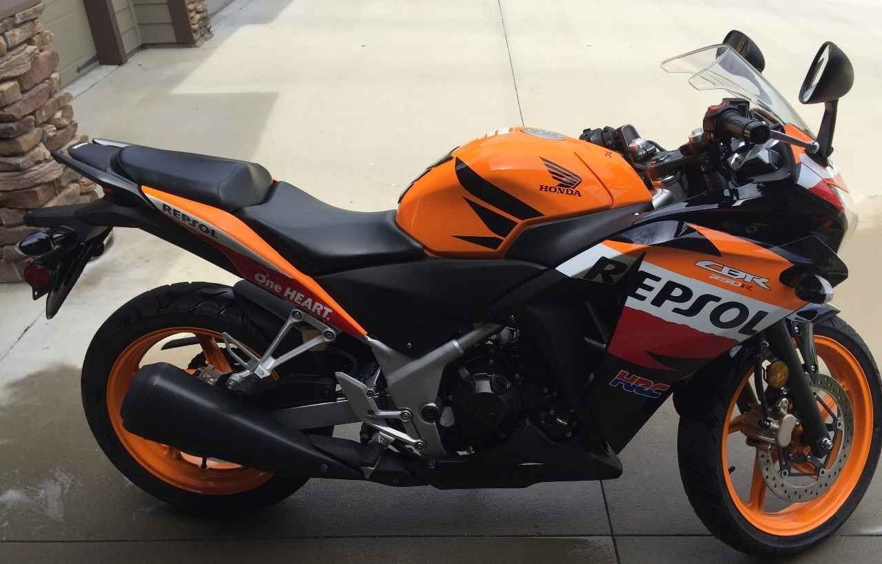 Used 2013 Honda Cbr 250r Motorcycles For Sale In Floridafl Fender Eliminator New 250rr 250 Repsol