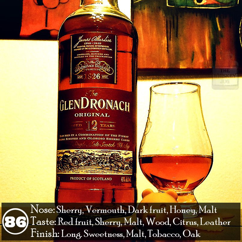 """It's 12 years of tastiness all rolled up and dumped into a 750ml glass bottle. It's a really nice, accessible and tasty single malt that just about anyone could easily grab off the shelf and enjoy. There's enough complexity for """"seasoned pros"""" to enjoy while not so overly complex that less experienced drinkers would feel lost or overwhelmed. It's a simple, straightforward and tasty whisky that I'm enjoying every single second of."""