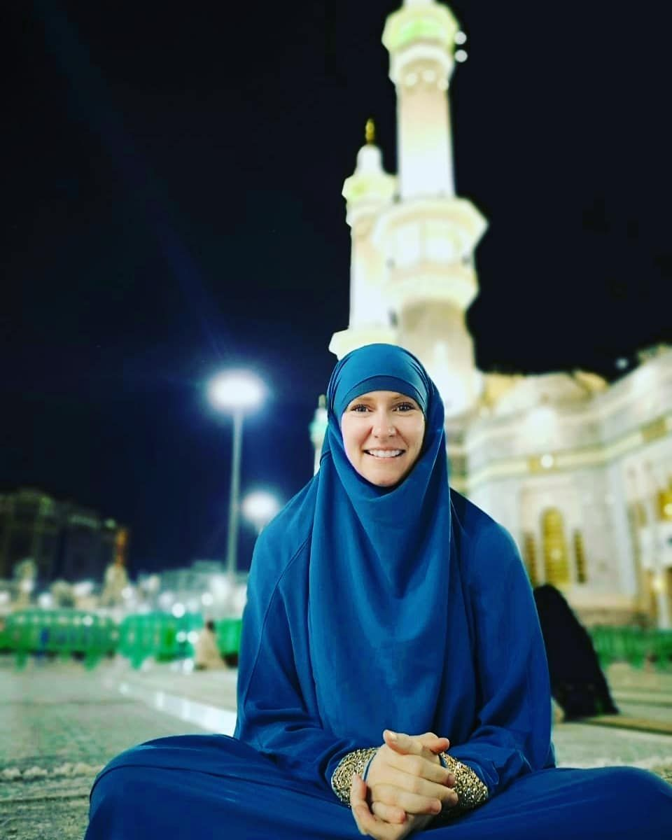 Jaime Jabbari (Brown) | Kaaba The Holy Mosque in Mecca, Saudi Arabia | Instagram