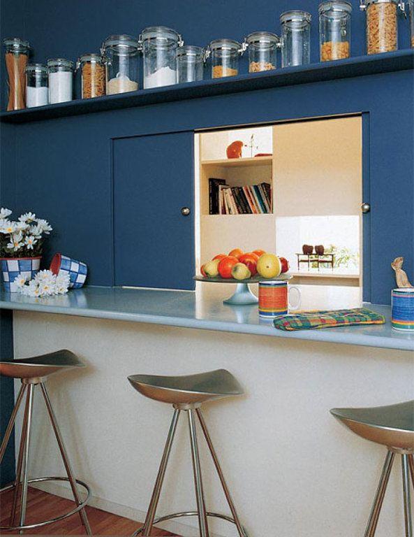17 Kitchen Serving Hatch Ideas