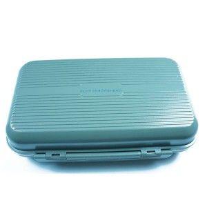 waterproof fly box for saltwater flies