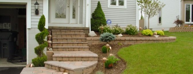 front steps design ideas front step after e1353962410940